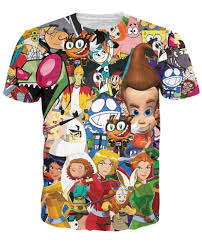 the adventures of jimmy neutro aliexpress com buy totally 2000 u0027s t shirt jimmy neutron totally