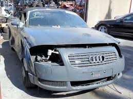 2001 audi tt quattro parts car stock 005769