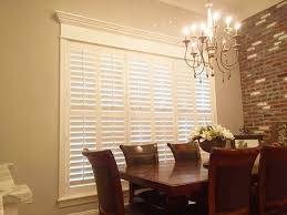 Best Dining Rooms Window Coverings Images On Pinterest - Dining room windows