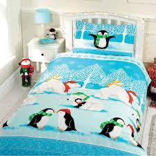 teal bedding for girls christmas duvet cover sets snowman santa reindeer emoji bedding