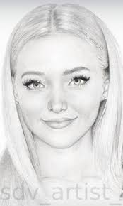 love this drawing dove cameron pinterest drawings