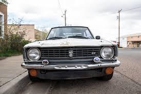nissan stanza wagon slammed the street peep 1972 toyota corolla
