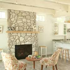 White Washed Stone Fireplace Life by 27 Best Painted Rock Fireplaces Images On Pinterest Stone