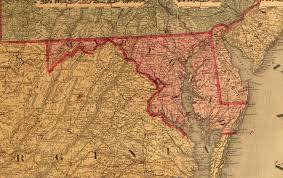 Southern States Of America Map by Mason Dixon Line Encyclopedia Of Greater Philadelphia