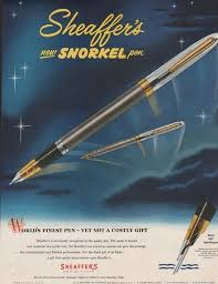 Iowa snorkeling images 184 best sheaffer ads images fountain pens vintage jpg