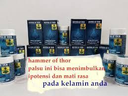 menerima antar gratis jual hammer of thor asli di makassar