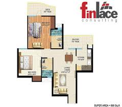 antriksh golf view 2 price list possession sector 78 noida