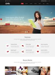 html business templates free download with css 70 free bootstrap html5 website templates 2018 freshdesignweb