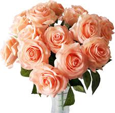 Flower Decorations For Home Online Get Cheap Fresh Birthday Flowers Aliexpress Com Alibaba