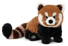 webkinz signature endangered red panda plush hub