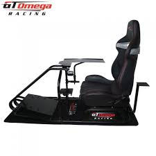 Racing Simulator Chair Gt Omega Pro Racing Simulator Basic Rs9 Seat