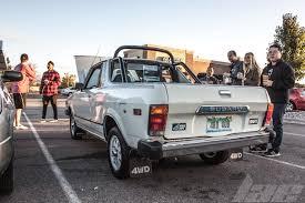 brat car car spotlight 1979 subaru brat