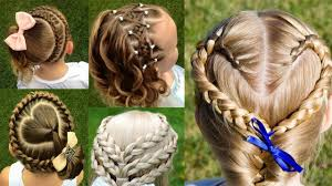 Easy Hairstyle For Girls by Cool Easy Hairstyles For Girls Teenage Hairstyles For Girls