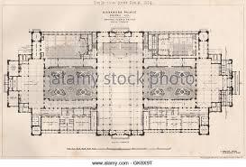 Floor Plan Buckingham Palace Architect Of Buckingham Palace Stock Photos U0026 Architect Of