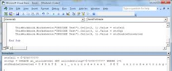 can i insert unicode characters in an oracle nvarchar2 field using