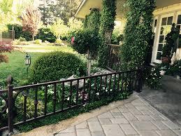 wrought iron railings for front yard sacramento ca
