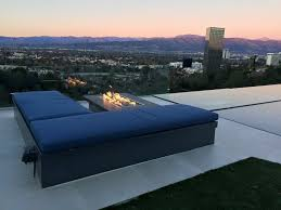 Modern Firepit Modern Pit Los Angeles Contractor Construction