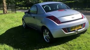 ford streetka winter edition 2 55 plate removable hard top