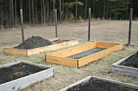 steps to build a raised vegetable garden bed u2013 home garden joy