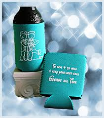 wedding koozie wedding koozies and cups favors you keep lgbt collection