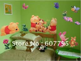 Pooh Nursery Decor Winnie The Pooh Bathroom Decor My Web Value