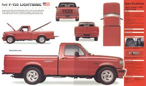 Ford F150 Truck Dimensions - 94 ford lightning yahoo image search results 94 ford lightning