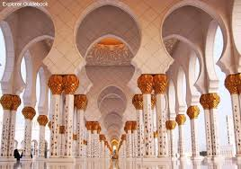 design masjid indah sheikh zayed grand mosque masjid paling indah di abu dhabi