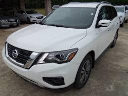 2017 nissan pathfinder pearl white new car inventory nissan titan altima 370z kh nissan