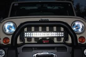 jeep light bar grill aev premium front bumper review revolution expedition