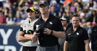 ucf is unbeaten and coach scott frost is in demand