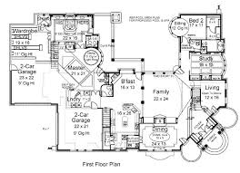 five bedroom homes five bedroom ranch house plans image gallery of awesome house