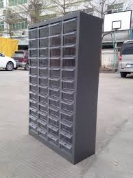 metal storage cabinet with drawers warehouse 48 drawer parts storage cabinets cheap metal plastic