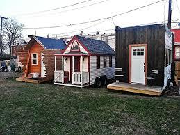 tiny homes washington boneyard studios a tiny village on an urban lot four lights