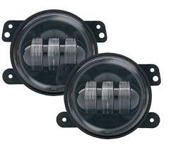 Jk Led Fog Lights 2x 30w 4 Inch Cree Led Fog Light For Jeep Wrangler Lj Jk Tj Cj