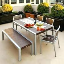white plastic patio table plastic patio furniture resin patio furniture canada