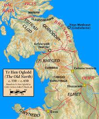 Edinburgh Map Gododdin Wikipedia