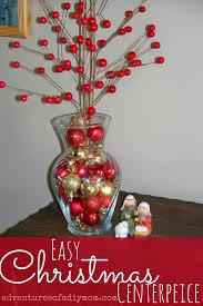 easy christmas centerpiece christmas centrepieces centrepieces