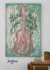 cowgirl home decor junkgypsy4pbteen junk gypsy be the music you hear wall art