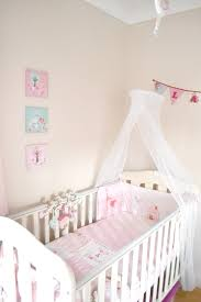 Nursery Ideas For Small Rooms Uk Layla U0027s Baby Nursery Bedroom U2013 Butterflies U0026 Pink Leannes Blog