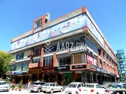 350 square feet commercial shop for sale in f 7 markaz islamabad