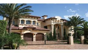 mediterranean tuscan house plans luxury spanish mediterranean