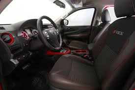 nissan almera leather seat the new nissan frontier attack concept william simpson nissan