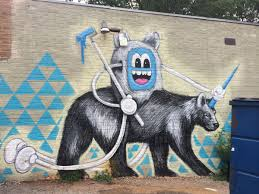 your guide to atlanta public art 29 works to see right now 28 unicorn bear