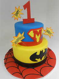superhero birthday cake 911 a perfect way to combine you u2026 flickr