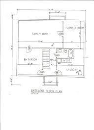 Basement Floor Plan Ideas Basement Floor Plans Magnificent Sle Basement Floor Plan Ideas