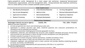 Insurance Experience Resume The Best Insurance Specialist Resume Sample Recentresumes Com
