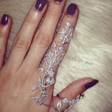 knuckle rings silver images Jewels fashion jewelry ring finger ring knuckle ring flowers jpg
