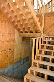 treppe bauanleitung bautreppe aus holz selber bauen so klappt s am besten