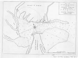 Boston Map 1770 by Scroots Carolina Places