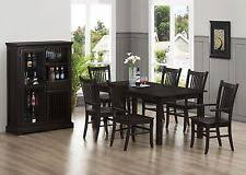 Mission Style Dining Room Furniture Mission Style Furniture Ebay
